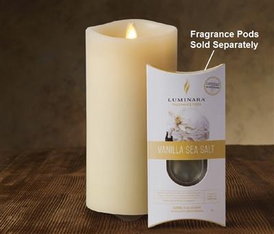 Luminara Fragrance Diffusing Moving Flame Led Candle