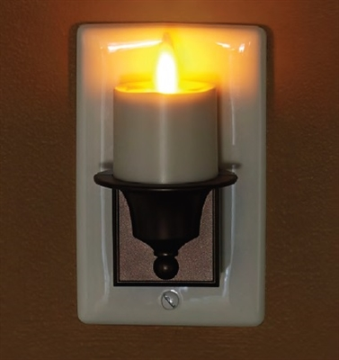 Avalon Moving Flame Automatic Flameless Led Tealight