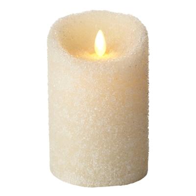 Luminara Flameless Led Candle Indoor Ivory Wax